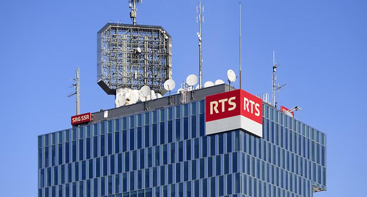 RTS: déménagement prévu d'une partie de la télévision à Lausanne