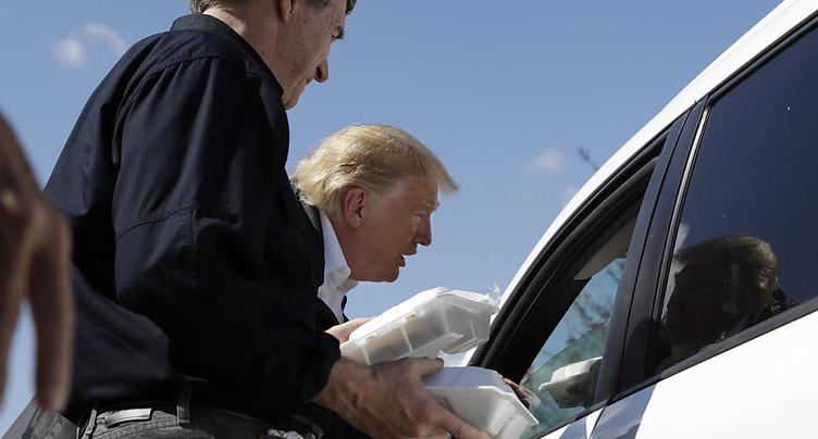 Florence: la Caroline du Nord panse ses plaies en attendant Trump