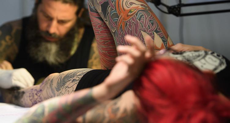 Montreux réunis les amoureux du tatouage ce week-end