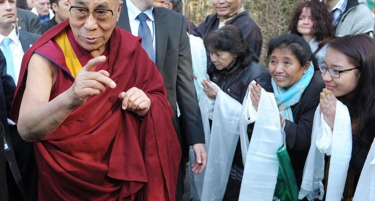 Visite de quatre jours du Dalaï Lama en terres zurichoises