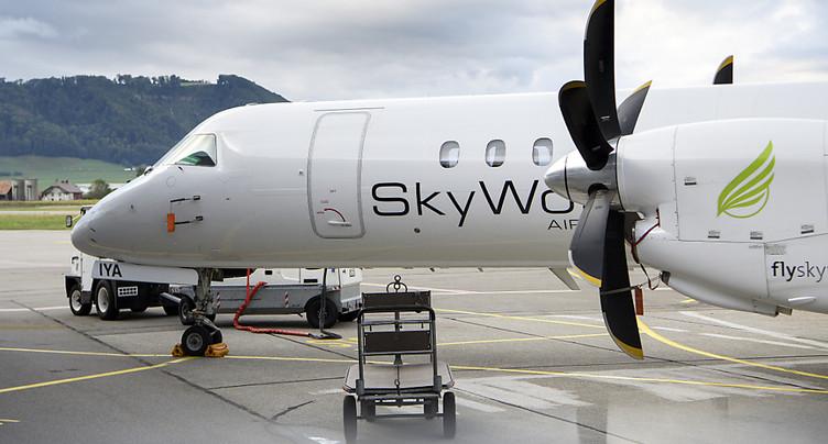 Emplois supprimés à l'aéroport de Berne après la débâcle de Skywork