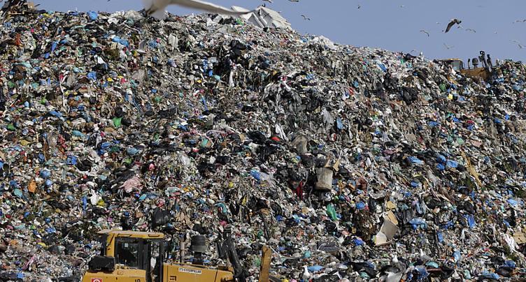Le volume des déchets pourrait augmenter de 70% d'ici 2050