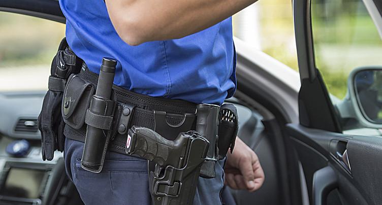 Policier bâlois rejugé après une bagarre sur l'autoroute A2