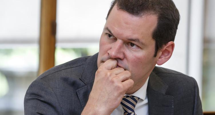 Pierre Maudet renonce aussi à la présidence de la CCDJP