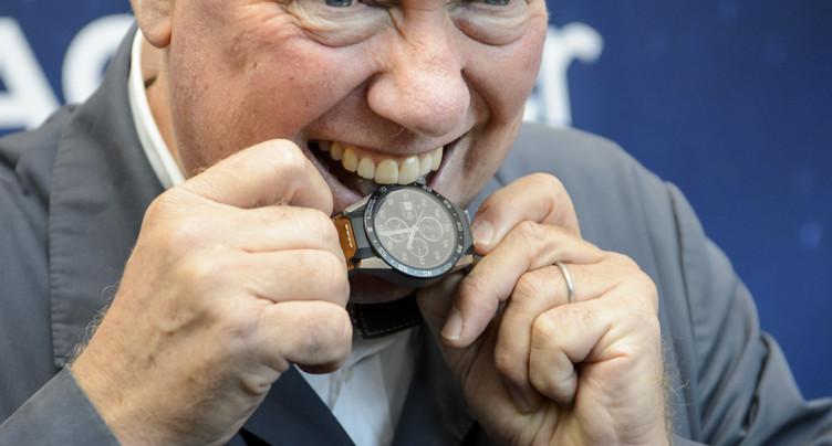 LVMH: Stéphane Bianchi remplace M. Biver à la tête de l'horlogerie