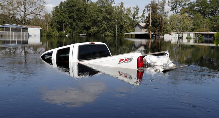 Après Florence, la Caroline du Sud s'attend à de fortes inondations