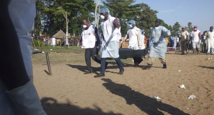 Naufrage d'un ferry en Tanzanie: le bilan passe à 207 morts