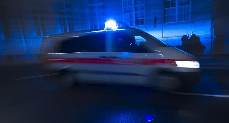 Une personne tuée à la gare de Tramelan (BE) suite à des violences