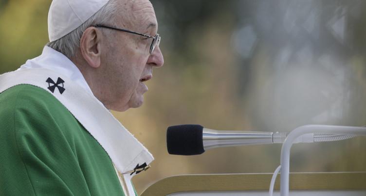 Le pape François appelle à la vigilance face à tout réveil antisémite
