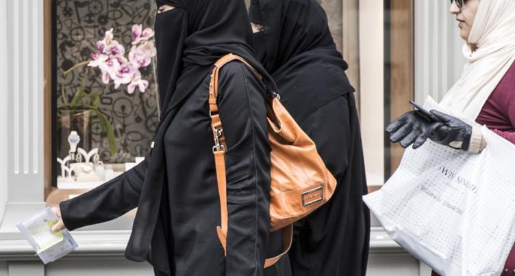 St-Gall devient le deuxième canton à interdire la burqa