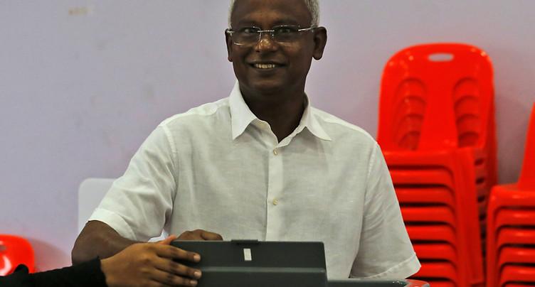 Les Maldives votent pour une présidentielle controversée