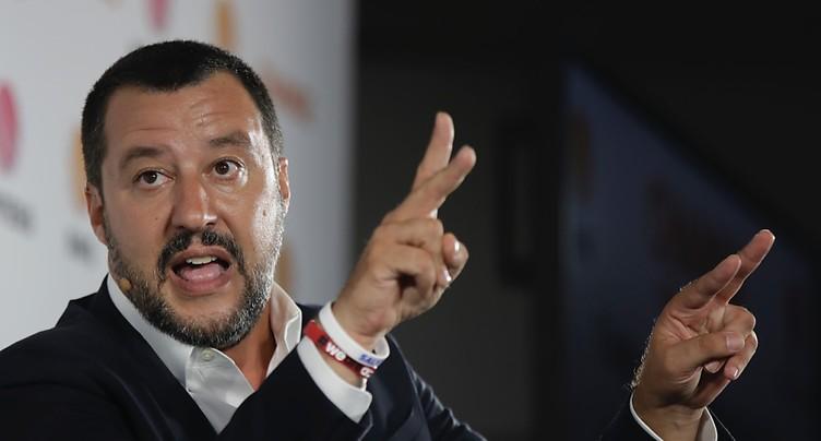 Le gouvernement italien adopte son tour de vis anti-migrants