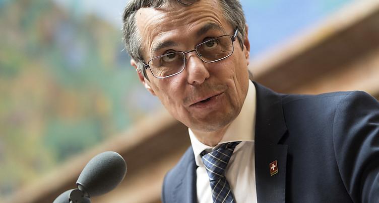 Le Conseil fédéral se prépare à affronter les élus sur l'Europe