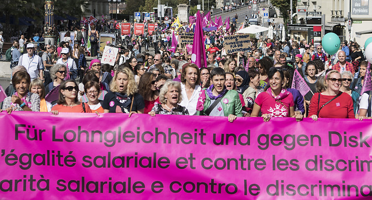 Le National édulcore la loi sur l'égalité salariale