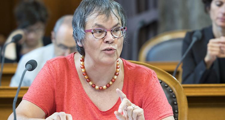 Liliane Maury-Pasquier plaide les valeurs du Conseil de l'Europe
