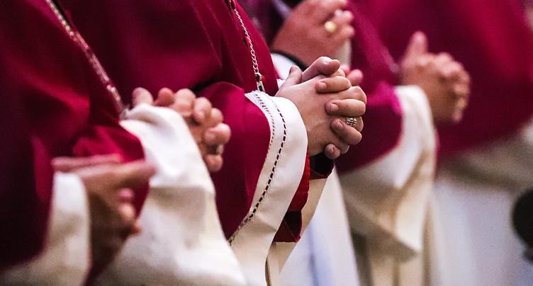 Abus sexuels: l'Eglise catholique allemande présente ses excuses