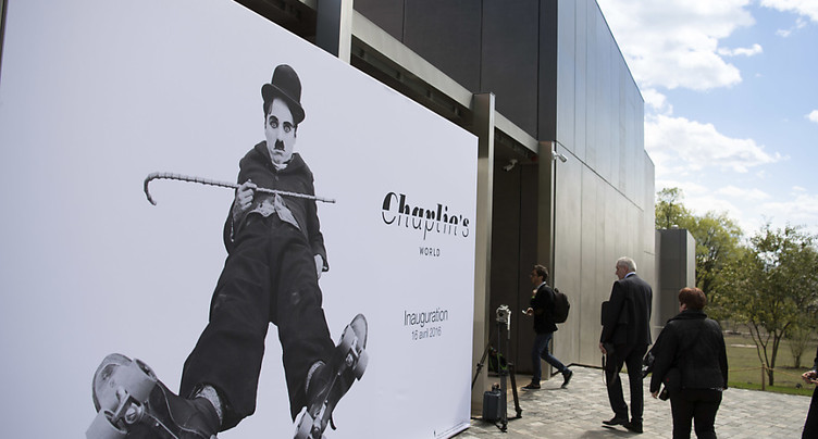 Un prix européen pour le Musée Chaplin de Corsier-sur-Vevey