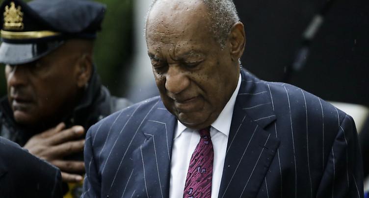 Bill Cosby n'encourt plus que 10 ans - sa peine attendue mardi
