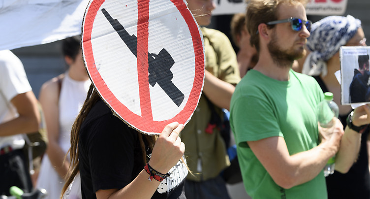 Le National ouvre les feux sur les exportations d'armes