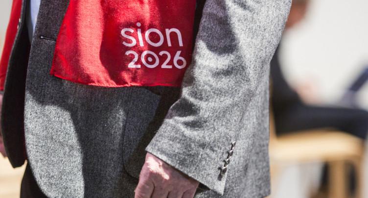 Le Conseil des Etats enterre le crédit pour Sion 2026