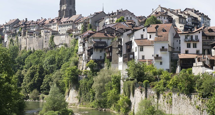 Budget 2019: Fribourg prévoit un léger bénéfice