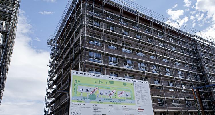 La demande d'appartements en PPE ne faiblit pas, selon Homegate