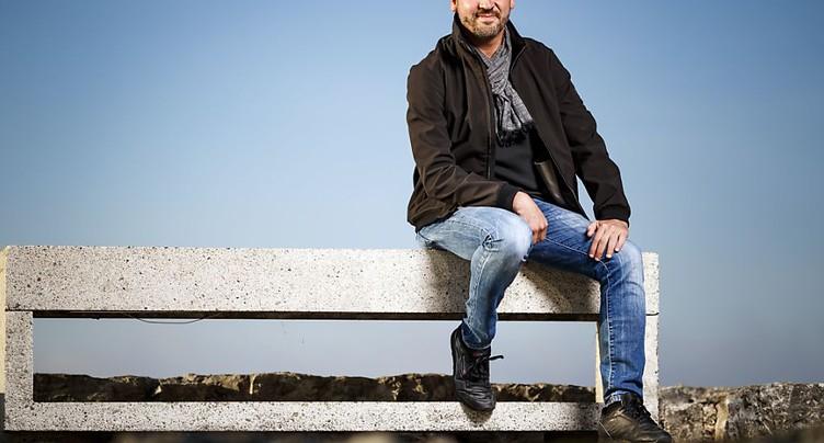 Nicolas Feuz, procureur écrivain rayonnant plus loin que Neuchâtel