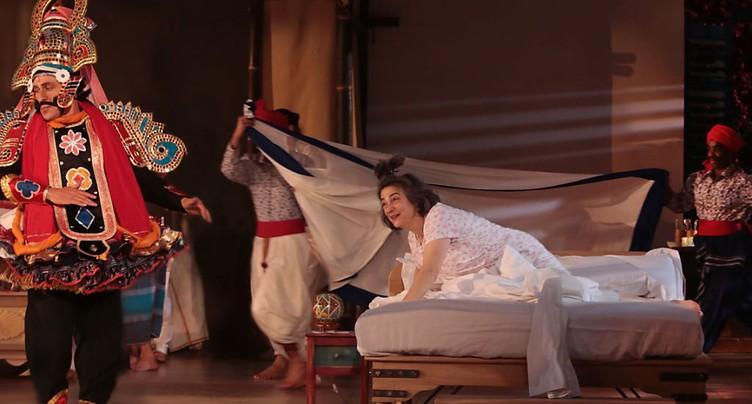 Le Théâtre du Soleil et ses astres illuminent l'automne lausannois
