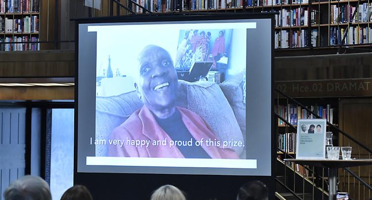 « Le nouveau prix de littérature »décerné à Maryse Condé