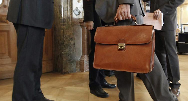 Le Conseil des Etats pourra se prononcer sur les lobbyistes
