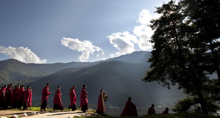 Le Bhoutan est le seul pays au bilan carbone négatif