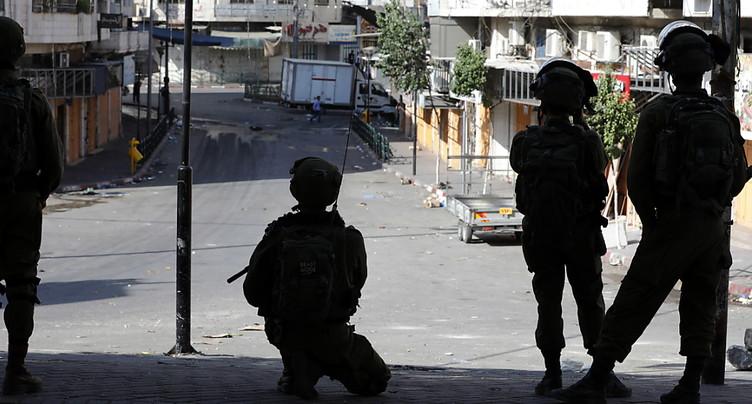 Feu vert à la construction de 31 logements pour colons à Hébron