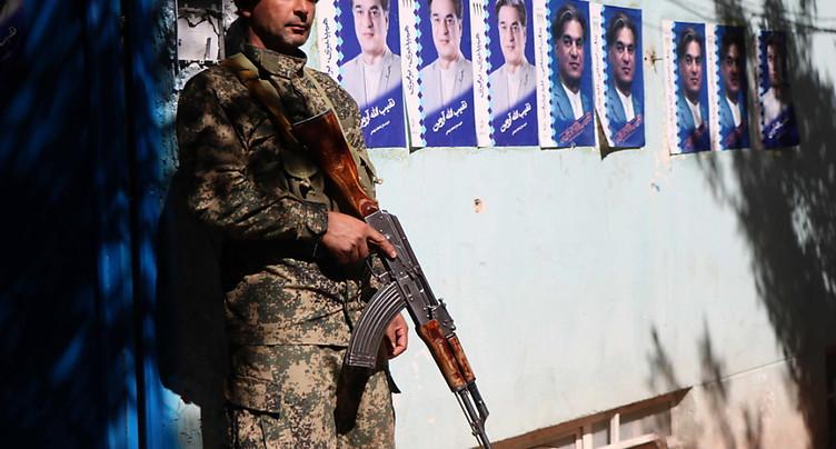 Dix-huit soldats afghans tués lors d'un assaut des talibans