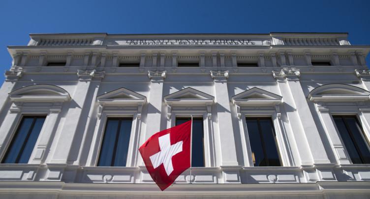 Trois Suisses devant le TPF pour une fraude de plusieurs millions