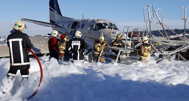 Recours admis pour le pilote accidenté aux Eplatures en 2010