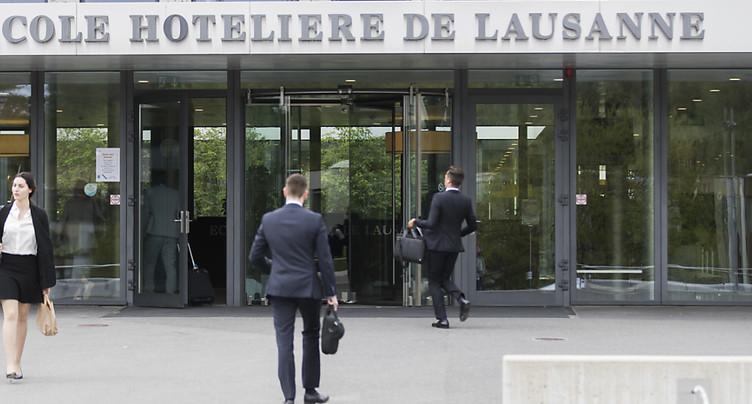L'Ecole hôtelière a soufflé ses 125 bougies à Lausanne