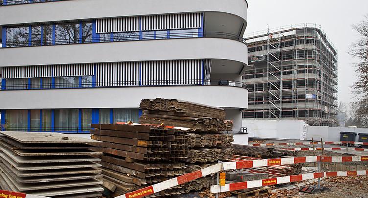 Le prix des appartements à Zurich a quasiment doublé depuis 2007