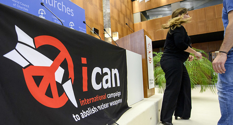 Une commission exige de ratifier le traité sur les armes nucléaires