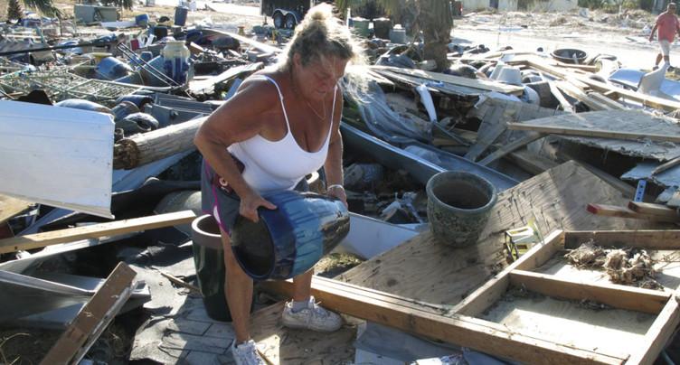 Ouragan Michael: le bilan s'alourdit à 29 morts