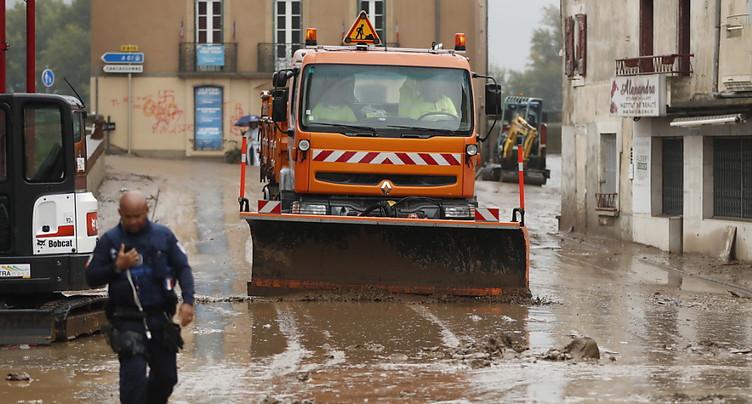Inondations dans l'Aude: au moins 14 morts
