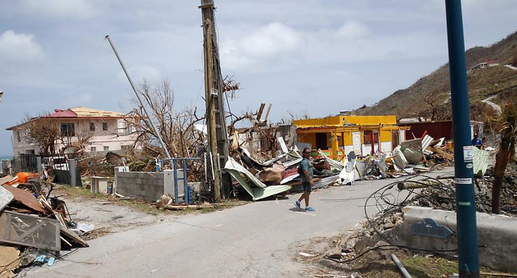 Swiss Re: dommages des catastrophes naturelles à 1,1 milliard