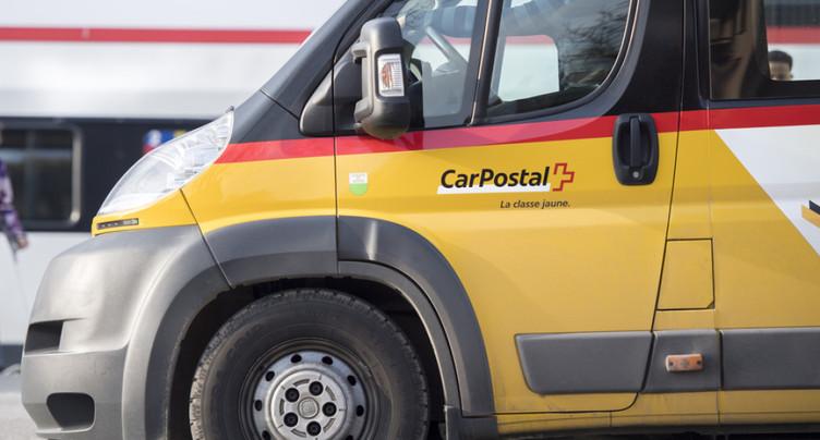 Première: CarPostal teste un service de bus à la demande à Brugg