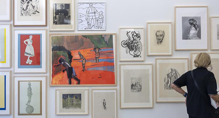 Hommage à la Société suisse de gravure pour ses cent ans