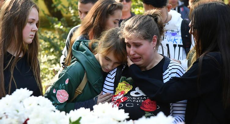 Crimée : neuf mineurs parmi les 20 morts de la tuerie dans un lycée