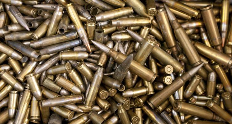 Les volumes d'exportation d'armes sont en augmentation cette année