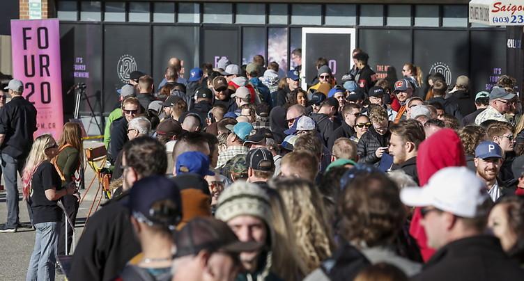 Légalisation du cannabis au Canada: premières pénuries