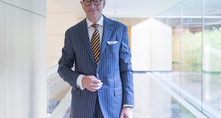 DKSH: le président Jörg Wolle quittera ses fonctions en mars 2019