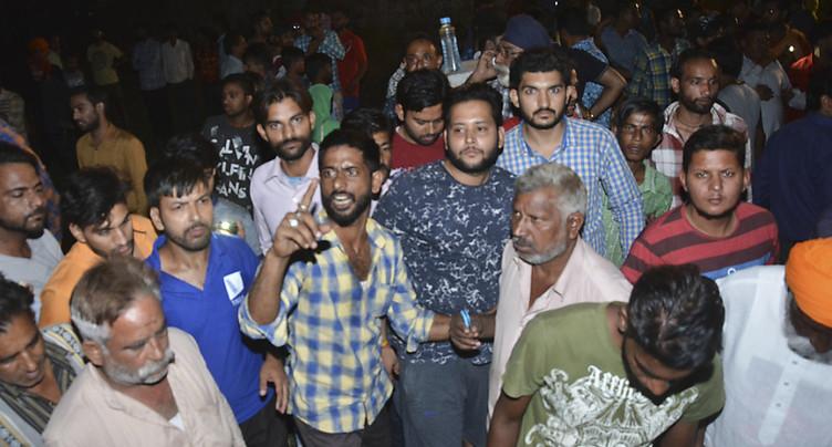 Au moins 50 morts dans un accident de train au Pendjab