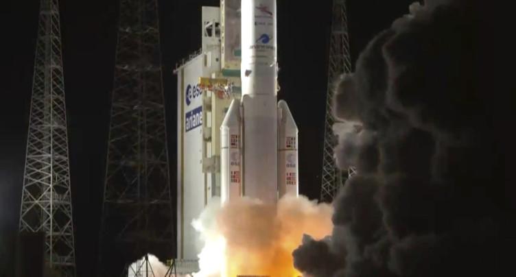 Mission BepiColombo: le satellite en route vers la planète Mercure
