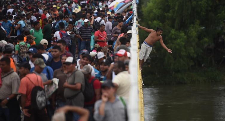 Le Mexique ouvre ses portes à des femmes et enfants migrants